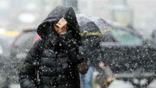 На следующей неделе Украину засыплет снегом