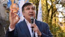 Протести під Верховною Радою триватимуть до 7 листопада, – Саакашвілі