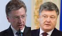 На Банковій підтверджують, що Порошенко планує зустріч з Волкером