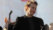 Кандидат в президенты России Собчак отличилась громкими заявлениями относительно Крыма и Украины