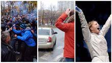 Головні новини 18 листопада: сутички в Одесі, викрадення жінки та знакова перемога Харлан