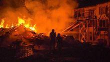 """Стала відома причина пожежі у дитячому таборі """"Вікторія"""" в Одесі, де загинуло 3 дітей"""