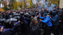 Серйозні сутички відбулися в Одесі: розбили голову шефу місцевої поліції