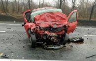 Возле Славянска произошла смертельное ДТП: опубликованы фото