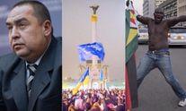 """Головні новини 21 листопада: річниця Євромайдану, """"переворот"""" у Луганську, відставка Мугабе"""