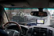 """ОБСЄ показало військову техніку у Луганську під час """"перевороту"""": фото"""