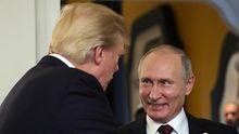 Что именно об Украине говорили Путин и Трамп