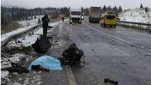 Туристический автобус попал в ужасную аварию на Львовщине: есть погибшие