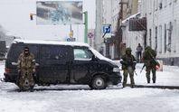 Хуг сповістив, що відбувається на вулицях Луганська
