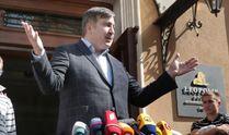 События вокруг Саакашвили становятся похожими на триллер