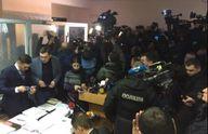 Суд над Саакашвілі: із зали суду виганяють журналістів