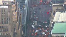 На Манхэттене в Нью-Йорке прогремел взрыв: первые фото и видео