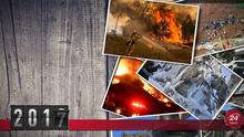 Вбивчі стихійні лиха, які сколихнули світ у 2017 році