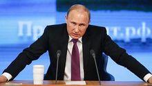 Путін емоційно відповів на питання Собчак про опозицію та порівняв Навального з Саакашвілі