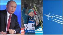Главные новости 14 декабря: заявления Путина, Семеренко выиграла бронзу и новая украинская авиакомпания