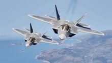 Истребители США открыли огонь по самолетам России