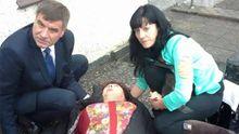 В УКРОПе утверждают, что заместитель мэра набросился с кулаками на их депутата