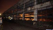 На заводе в Тернополе прогремел взрыв: фото и видео
