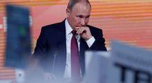 Без відповіді на головне питання: західні ЗМІ про прес-шоу Путіна та його висновки