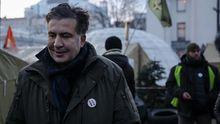 Саакашвили сделал заявление относительно сотрудничества с Порошенко