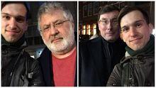 Луценко и Коломойский встретились в Амстердаме: стали известны детали
