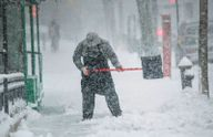 Україну вкриють сильні снігопади: перелік областей