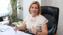 Глава ГФС Киева по документам находилась в зоне АТО, хотя фактически отдыхала, – СМИ