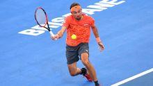 Украинский теннисист Долгополов сделал то, что ему не удавалось 6 лет