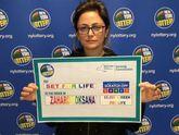 Українка виграла в американській лотереї захмарну суму