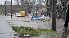 Центр Одеси опинився у водному полоні: у місті складна ситуація