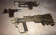 Перестрелка в Одессе: полиция показала мастерскую, где Дорошенко изготавливал оружие