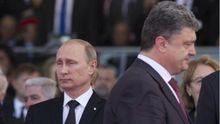 У Путіна розповіли про контакти з Порошенком