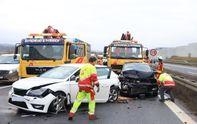 У Німеччині трапилася масштабна аварія: зіткнулися 17 авто (фото)
