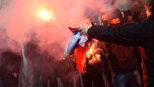"""Росія відреагувала на черговий напад на будівлю """"Росспівробітництва"""" у Києві"""