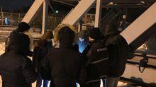 Трое украинцев набросились с кулаками на поляка на вокзале в Киеве