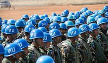 После принятия мандата миссии ООН будет один сложный вопрос, – военный