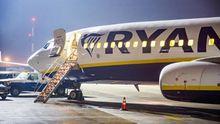 """Из Дублина в """"Борисполь"""" прилетел Ryanair: на борту может быть руководство лоукостера"""