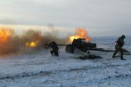 Боевики ударили по силам АТО с запрещенной артиллерии
