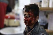 Росіяни хизуються використанням фосфорних бомб проти жителів Сирії: фото та відео руйнацій