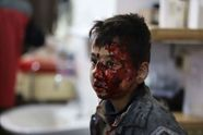 Россияне гордятся использованием фосфорных бомб против жителей Сирии: фото и видео разрушений