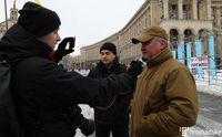 На Майдан в Киеве пришел председатель СБУ Грицак: известна причина