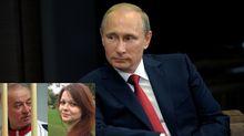 Путин об отравлении Скрипаля: Если бы это было боевое вещество, смерть наступила бы мгновенно