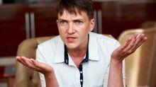 Стало известно когда с Надежды Савченко могут снять депутатскую неприкосновенность и задержать