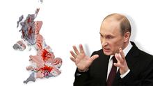 """""""Путин идет на войну"""": политические беженцы из России боятся расправы в Великобритании"""