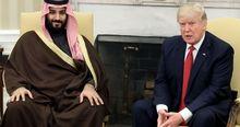 """Трамп обсудит с принцем Саудовской Аравии пути """"наказания"""" России за Сирию, – The Hill"""