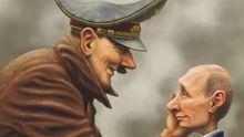Путін – новий Гітлер:  голова МЗС Британії Джонсон яскраво охарактеризував президента Росії