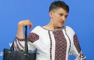 """Савченко звернулася до Луценка: """"Я абсолютно психічно здорова людина"""""""