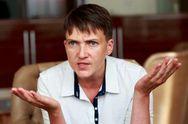 """Савченко обратилась к Луценко: """"Я абсолютно психически здоровый человек"""""""