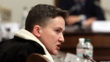 Суд обрав Савченко запобіжний захід