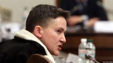 Суд избрал Савченко меру пресечения